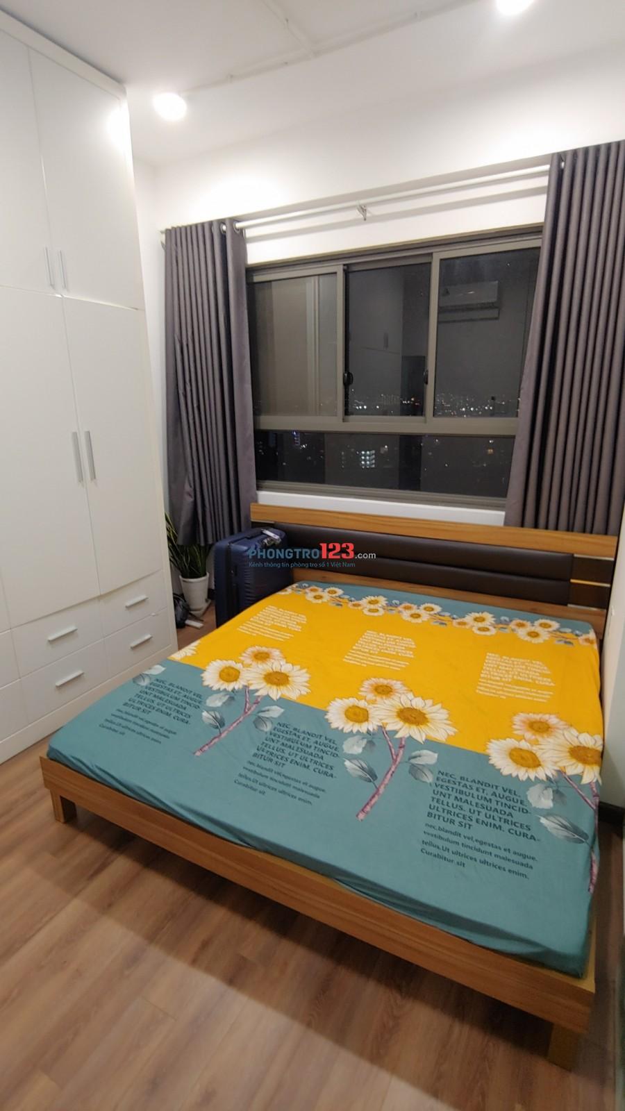 Chính chủ cho thuê căn hộ Willton Tower Q Bình Thạnh Full nội thất 68m2 có 2pn 2wc