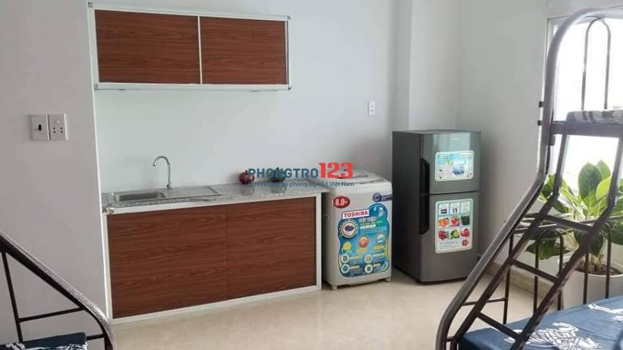 Cho thuê phòng trọ giá rẻ full nội thấp Q12, giáp ngay Nguyễn Oanh, Gò Vấp