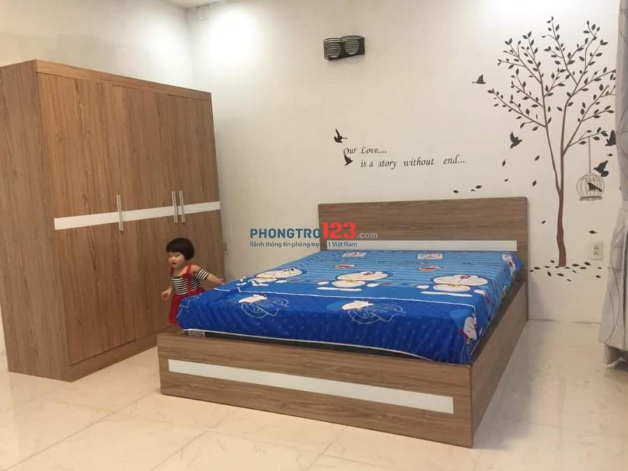 Phòng Đầy Đủ tiện nghi - Giá 4,5 triệu - Đường 7 p AN Phú