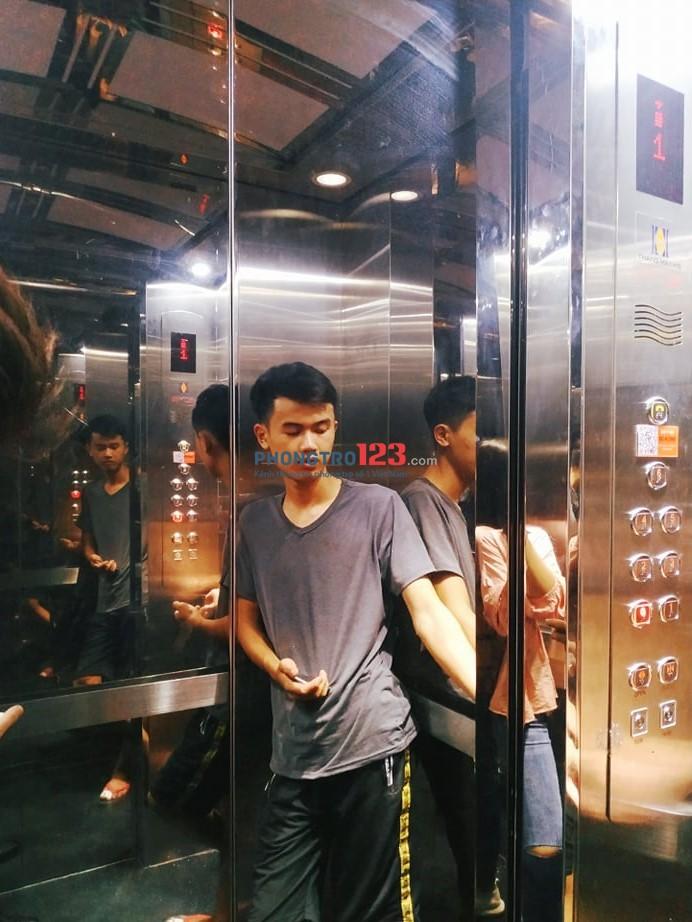 Phòng cho thuê giá tốt, quận Tân Bình, đường Phạm Văn Bạch, tự do 24/24