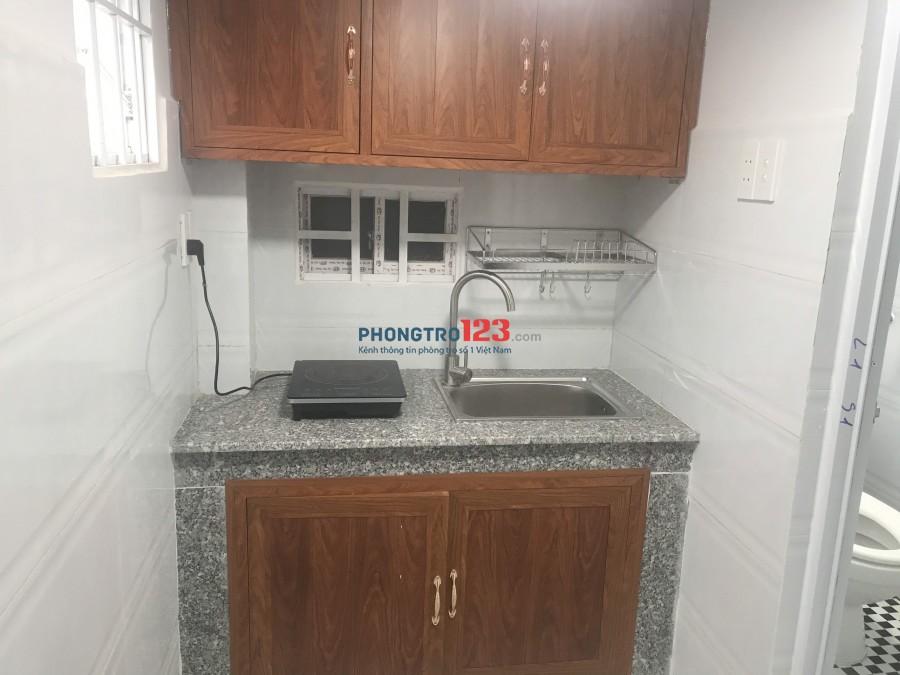 Cho thuê phòng mới xây đầy đủ tiện nghi tại hẻm 32 Huỳnh Văn Chính Q Tân Phú Giá 4tr/th