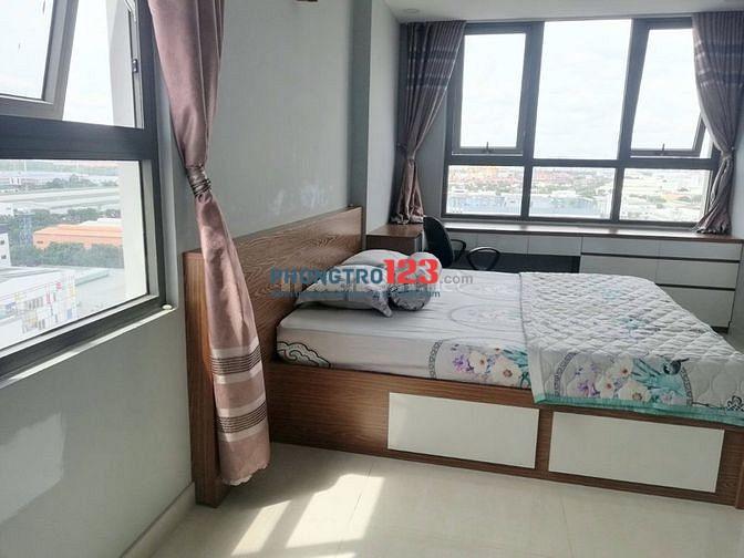 Căn hộ quận 7 Jamona Height bên sông thoáng mát, 2PN, (72.16m2) full nội thất.