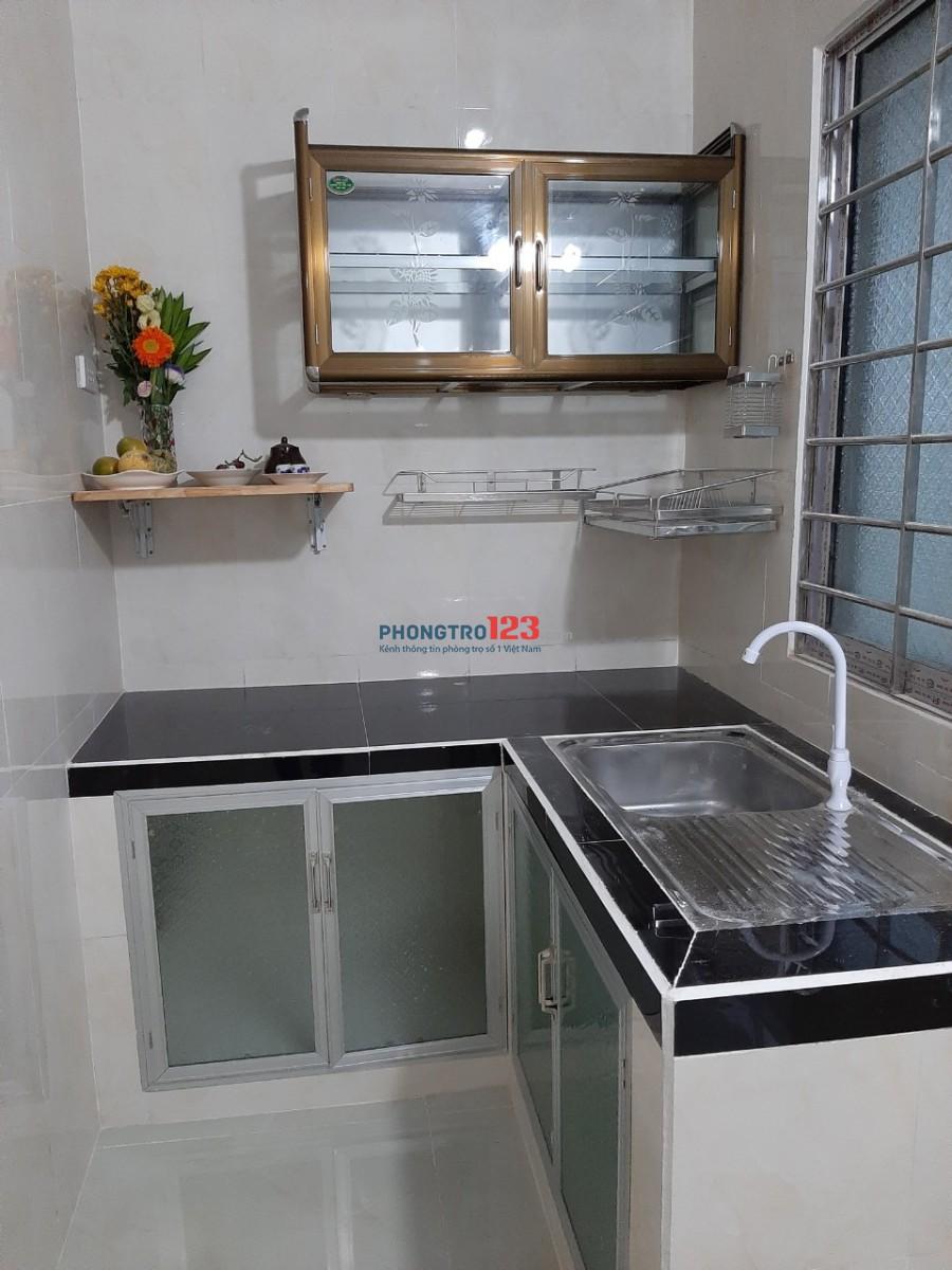 Cho thuê phòng trọ lắp sẵn máy lạnh, tủ lạnh, máy giặt, máy nước nóng P.Phú Tân, TP Bến Tre