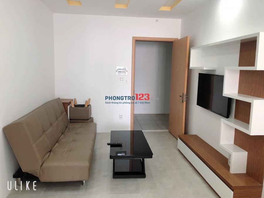 Căn hộ Mường Thanh Viễn Triều view biển, 2 phòng ngủ, 2 wc, 4 triệu/tháng