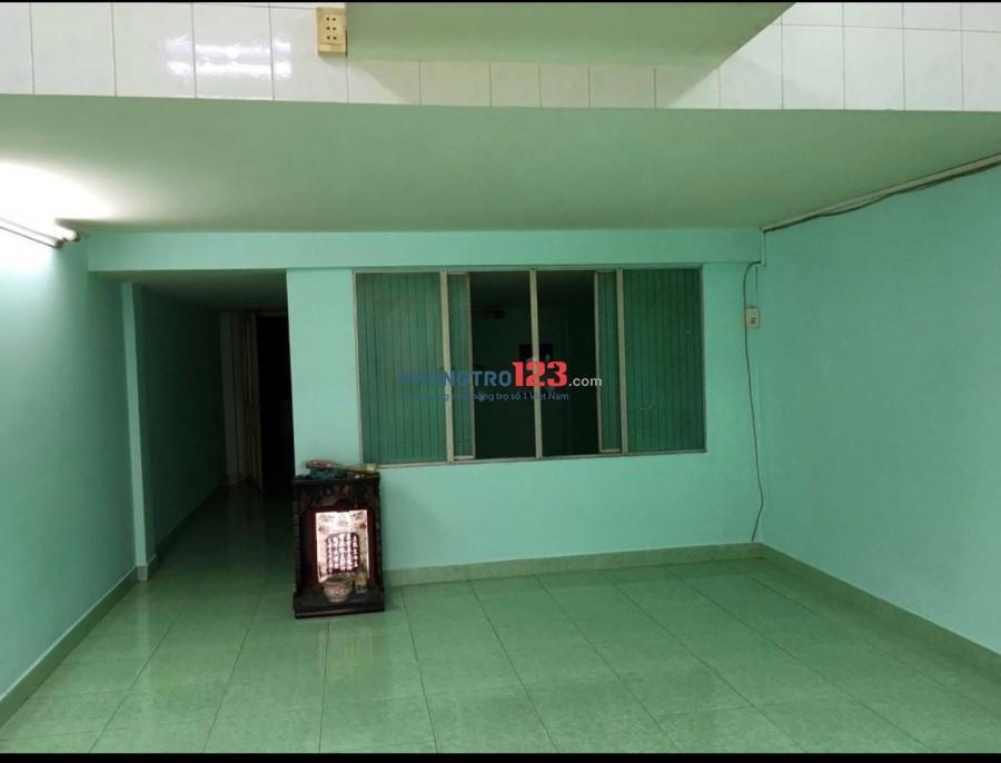 Chính chủ cho thuê căn hộ Hùng Vương P9 Q5 85m2 3pn giá 9tr/th