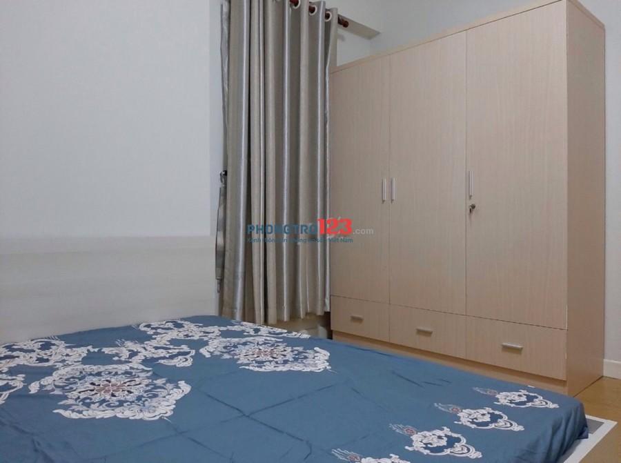Chính chủ cho thuê căn hộ Masteri Q2 DT 72m2 có 2pn 2wc Full nội thất giá 14tr/th