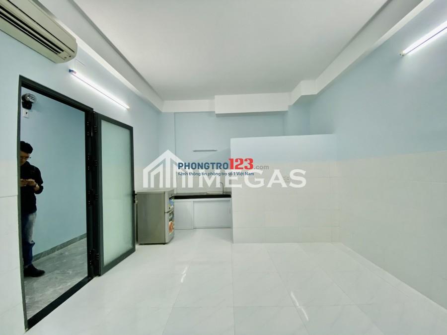 Cho thuê phòng trọ mới Xây tại Cây Trâm, Quang Trung, Nguyễn Văn Công