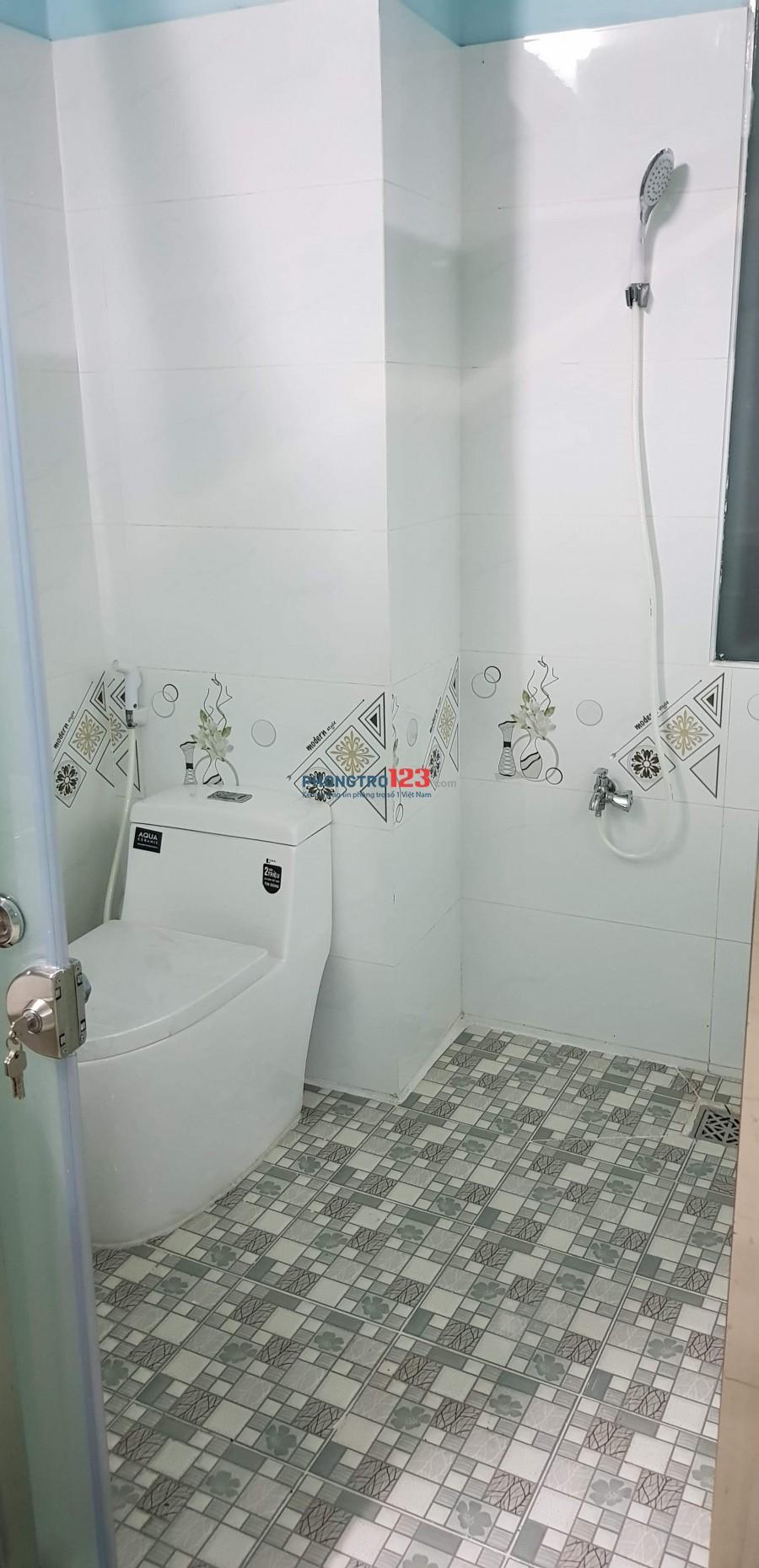 KTX Nữ Cao Cấp Tân Phú (HOT) phòng chỉ 2 người