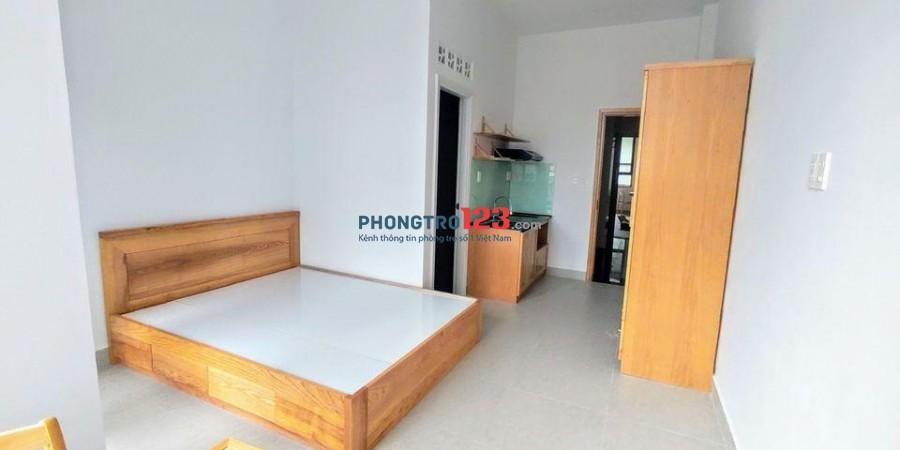 Cho thuê căn hộ mini 30m2 không chung chủ quận Tân Bình