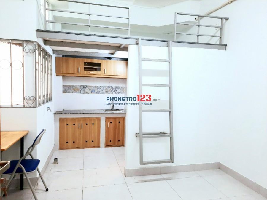 Cho thuê căn hộ mini cao cấp thuộc toà nhà Dahlia Aparments, có thang máy, đầy đủ tiện nghi Quận Bình Thạnh