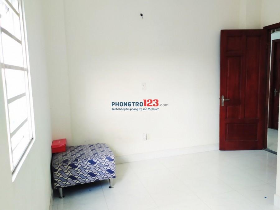 Cho thuê phòng giờ giấc tự do, tiện nghi 156/20 đường số 23 (Dương Quảng Hàm)