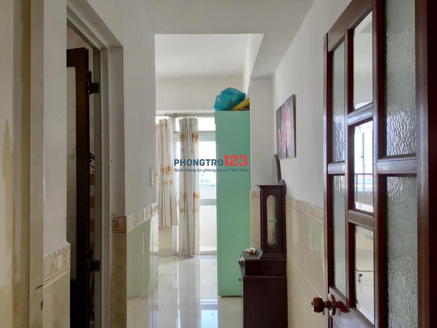 Cần cho thuê căn hộ ở tầng 5 block C, chung cư Vĩnh Tường (Tân Tạo)
