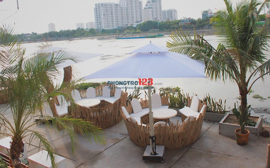 Ký túc xá cao cấp gần trường Hutech, UEF, Hồng Bàng