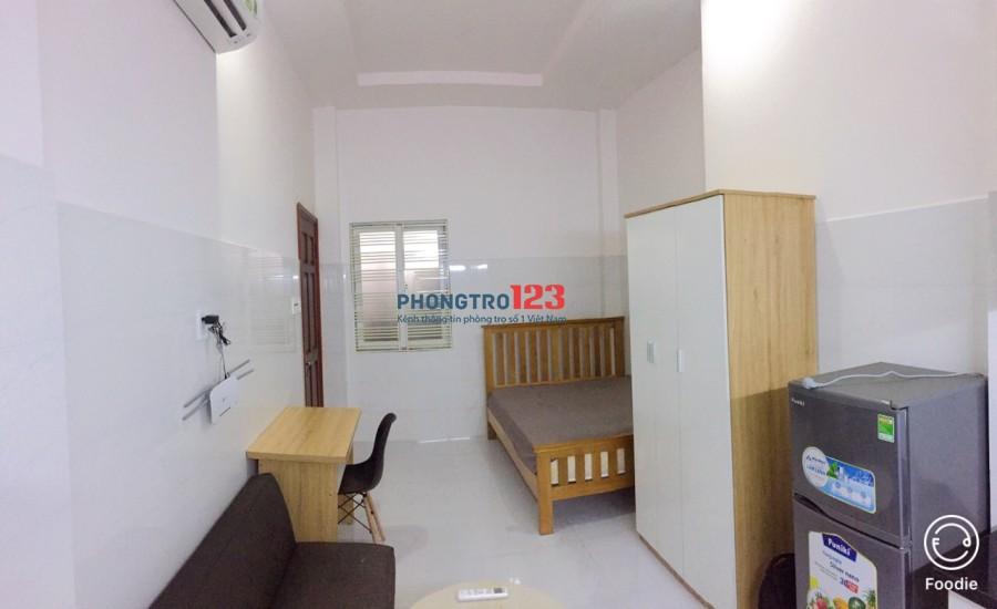 Phòng Full nội thất mới xây dt 35m2 đường Dương Bá Trạc