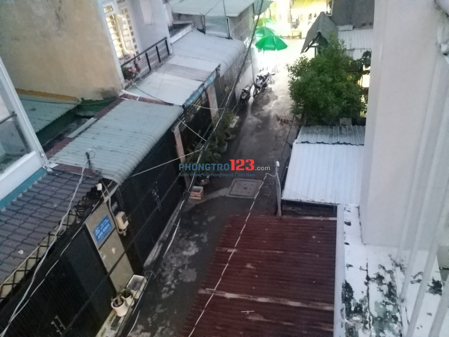 Nhà Cho Thuê Nguyên Căn giá thuê 8 triệu/tháng tại Gò Vấp đường Nguyễn Tư Giản