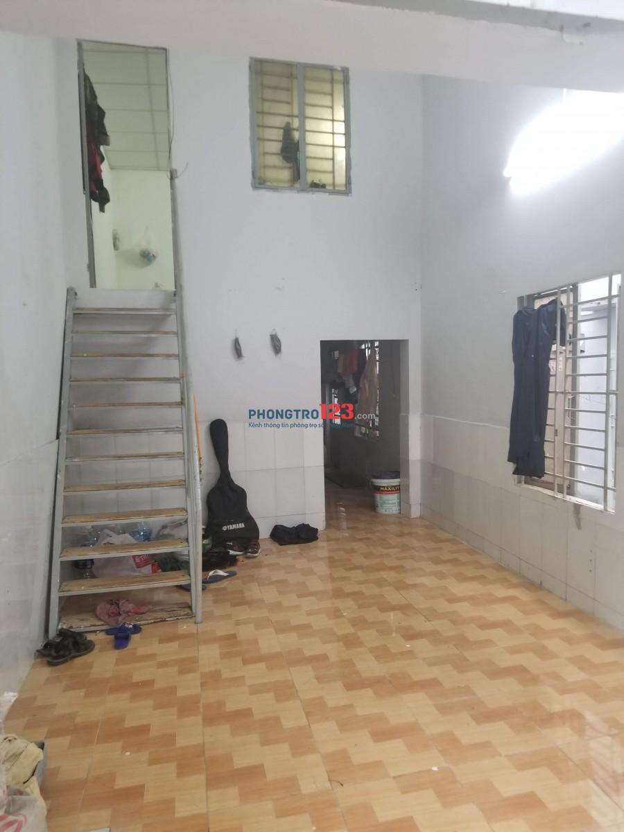 Cho thuê phòng trọ hẻm 1135 Huỳnh Tấn Phát quận 7, phòng mới sơn sửa.