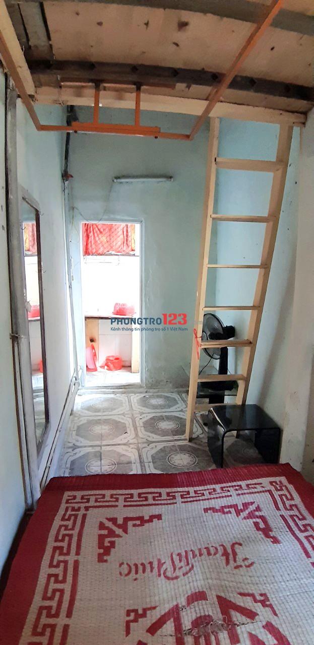 Cho sinh viên thuê nhà trong ngõ phố Bạch Mai