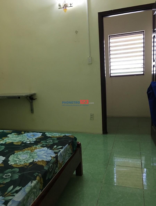 Phòng trọ máy lạnh đep sạch thoáng an ninh k chung chủ tự do giờ giấc