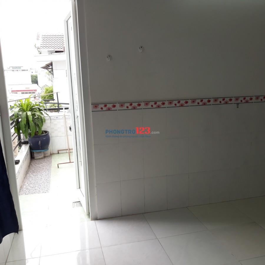 Phòng trọ MỚI, SẠCH ĐẸP cho NỮ thuê đường Dân Chủ, Quận Thủ Đức