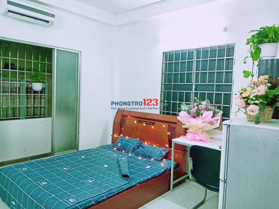Phòng Nguyễn Oanh, 24m2, Bếp, Cửa sổ RỘNG THOÁNG, Full Nội Thất