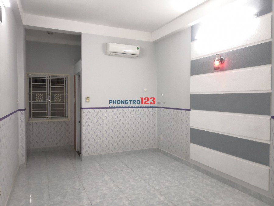 Phòng trọ Phú Nhuận giá rẻ, diện tích 17m2 cho 1 nữ