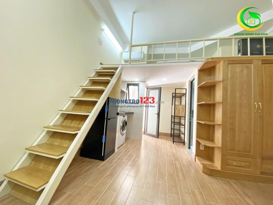 Cho Thuê căn hộ dịch vụ full nội thất - giá rẻ - trung tâm quận 10