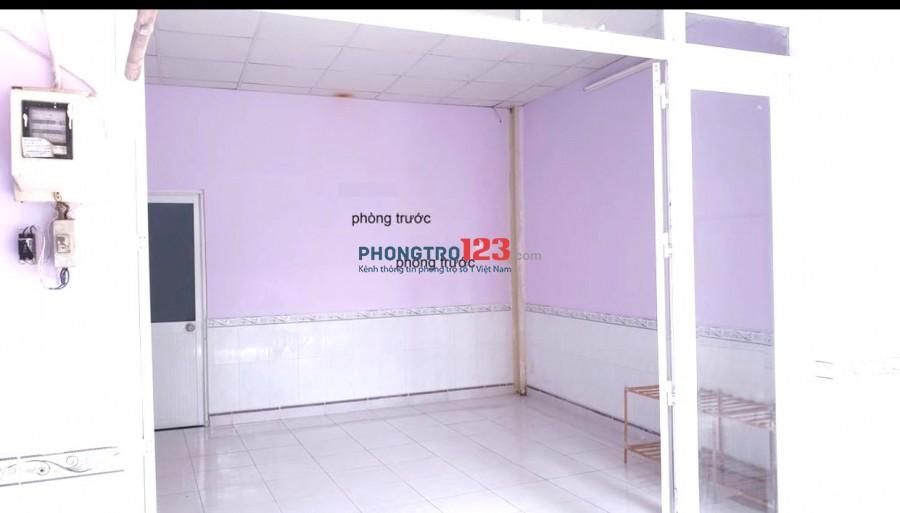 Cho thuê nhà nguyên căn có gác HXH 68m2 3pn tại 121/1A Hưng Phú P8 Q8 giá 7,5tr/th