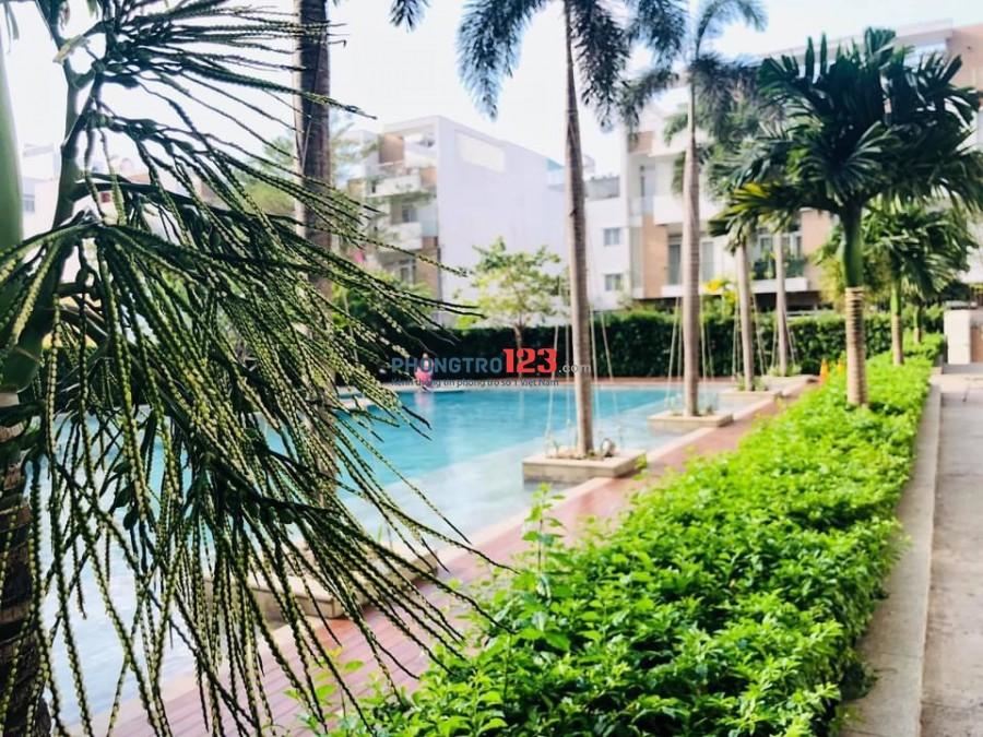 Chính chủ cho thuê căn hộ An Gia Garden Q Tân Phú 84m2 3pn Full nội thất giá 15tr/th