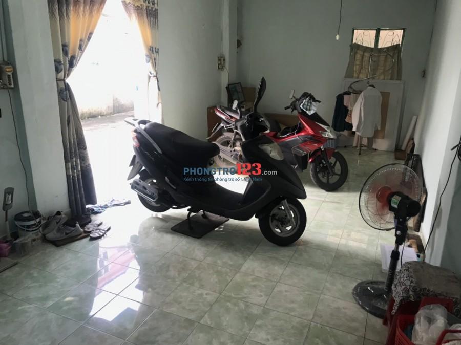 Chính chủ cho thuê Or Bán nhà hẻm xe hơi mặt sau 517 Nguyễn Kiệm P9 Phú Nhuận
