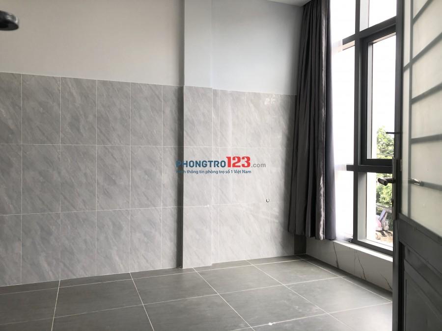 Cho thuê phòng mới xây gần Gigamall Phạm Văn Đồng