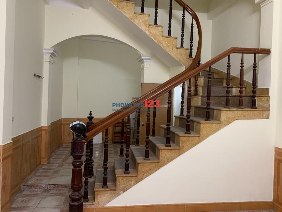 Cho thuê nhà 2 tầng sử dụng 1 tầng phơi đồ quận Hà Đông, Hà Nội