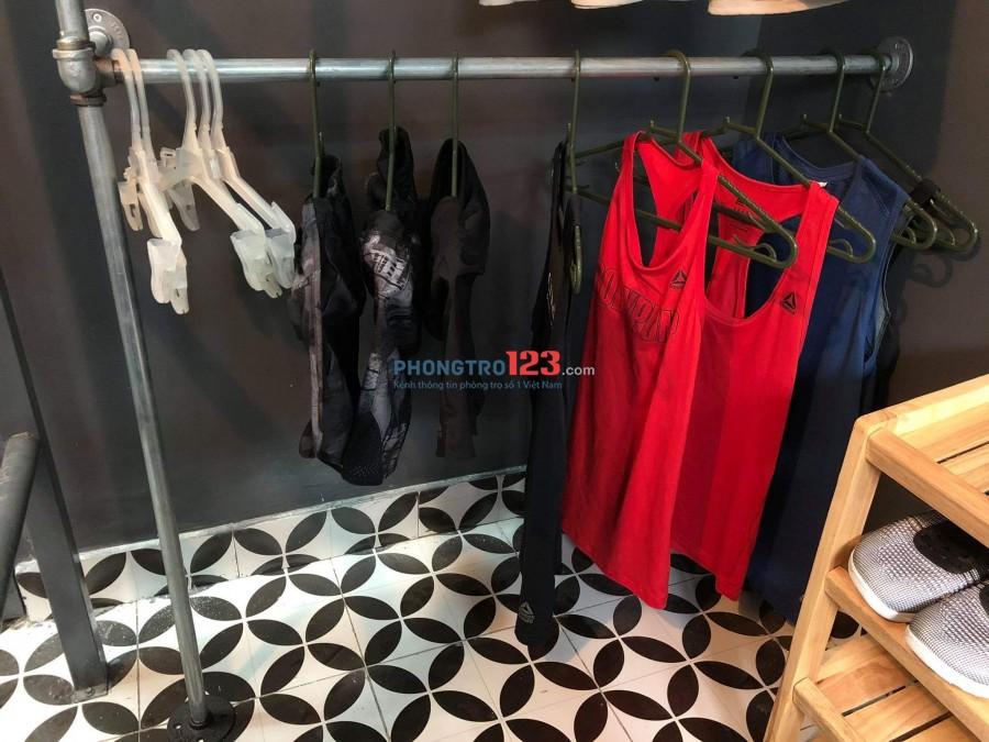 Cho thuê phòng trọ Quận Tân Bình full nội thất
