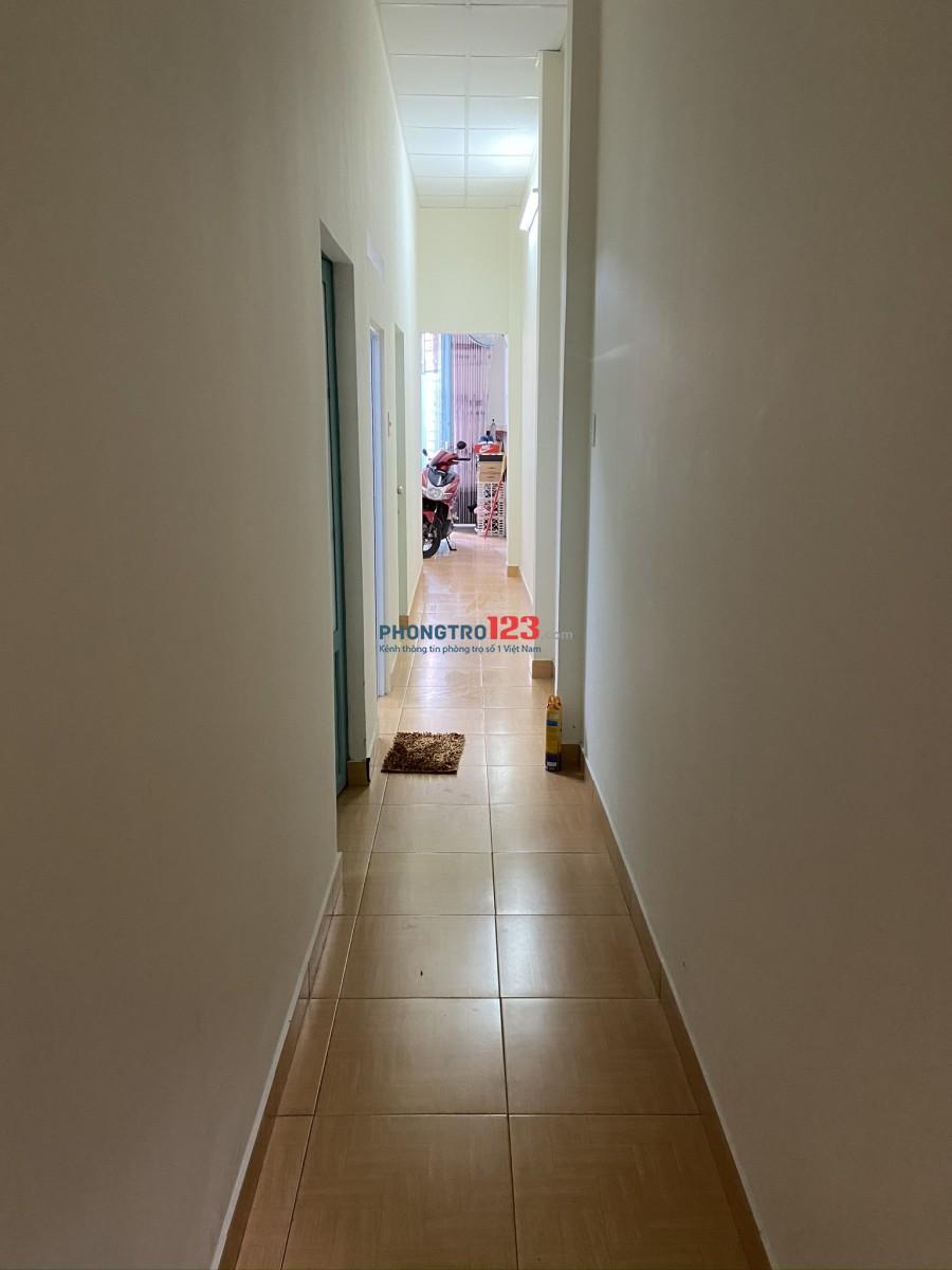 Cho thuê nhà nguyên căn 4m x 20m đường Bà Điểm 2