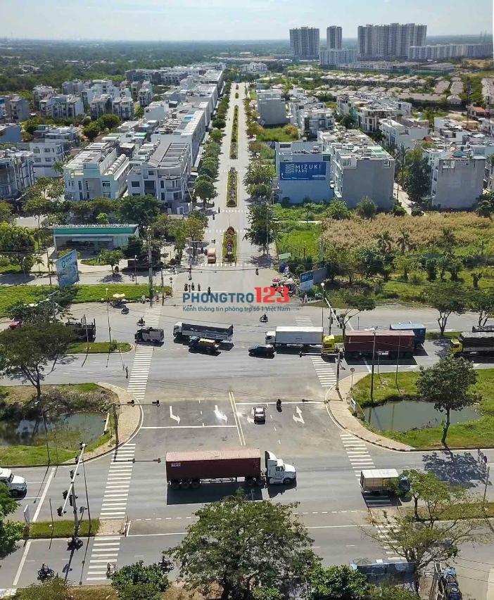 Phòng trọ cao cấp gần VIVO city q7, giáp bến xe quận 8