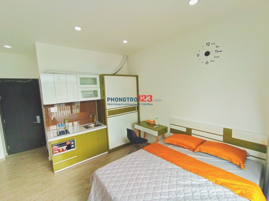 Cho thuê phòng đủ tiện nghi Quận Phú Nhuận