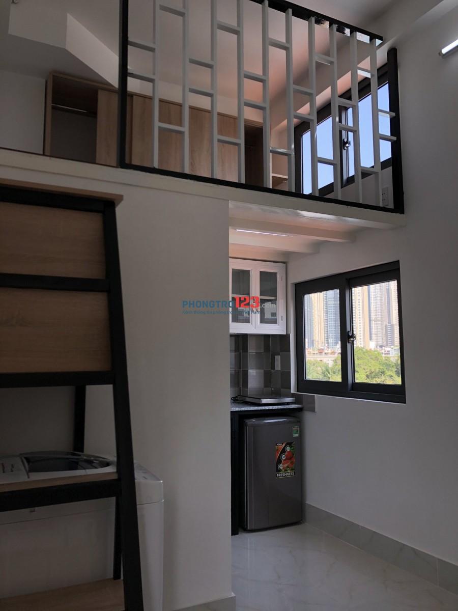 Cho thuê phòng/căn hộ dịch vụ, full nội thất, giá rẻ