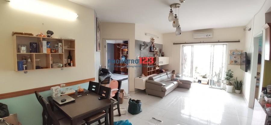 Cho thuê căn hộ Fortuna Kim Hồng 75m²-2PN.2wc đầy Đủ Nội Thất đẹp