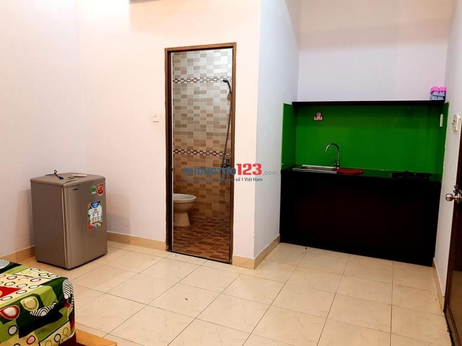 Căn hộ chuẩn đẹp full nội thất 25m2, Lò Gốm, Quận 6