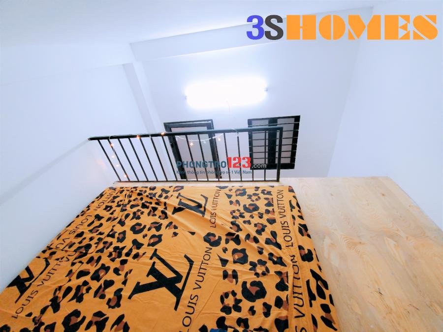Cho thuê căn hộ mini mới 100% full nội thất, FREE máy giặc - Lê Đức Thọ, Gò Vấp
