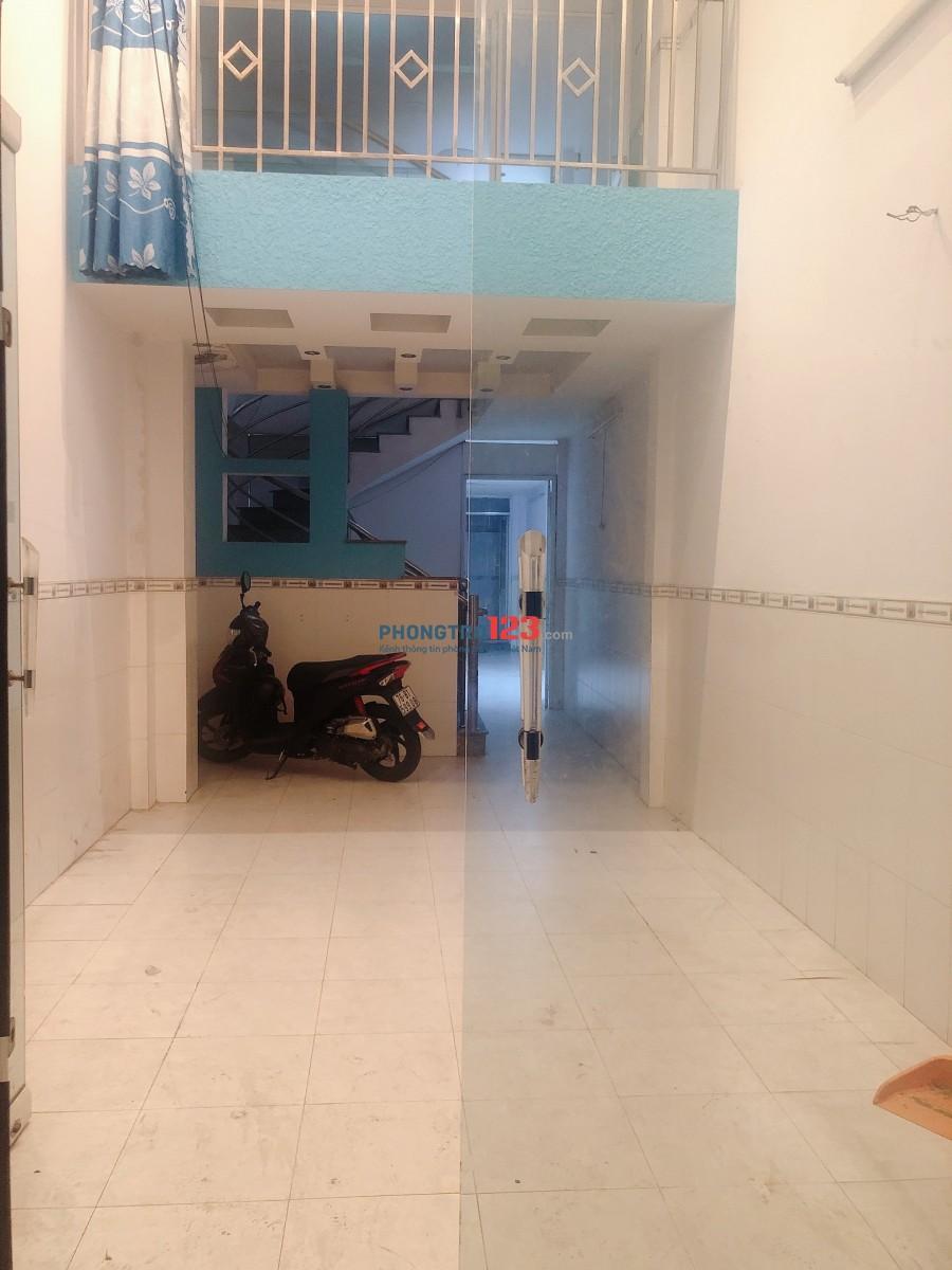 Cho thuê phòng trọ quận 8 rộng 30m2