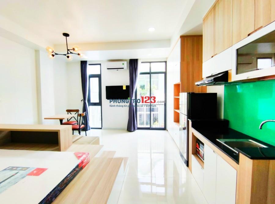 Studio_có ban công full nội thất_ngay cv Hoàng Văn Thụ,Sân bay, ngã tư Bảy Hiền, giáp Quận 10