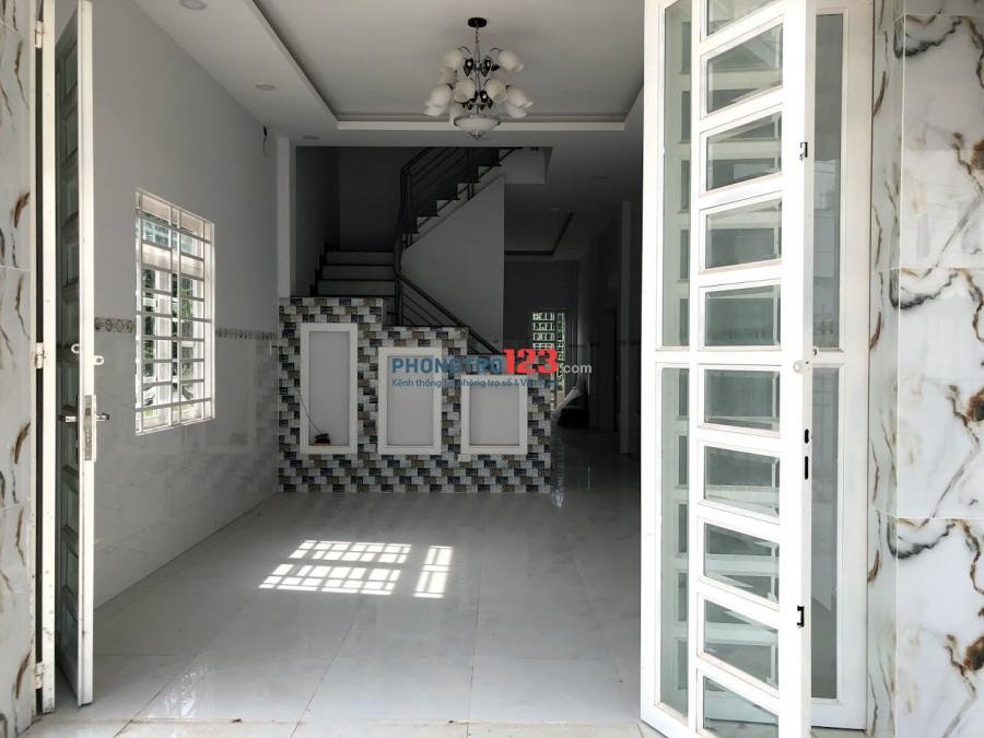 Phòng cho thuê cao cấp giá bình dân tại Bình Chánh