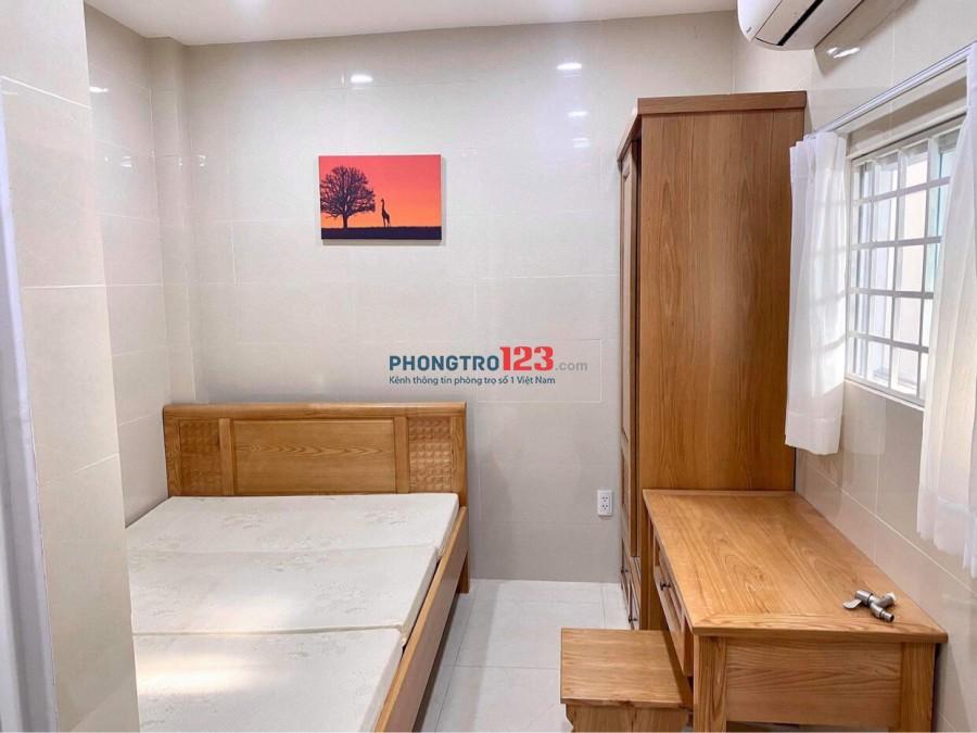 Cho thuê căn hộ cao cấp full nội thất, giá rẻ, đủ tiện nghi, được nuôi Thú Cưng