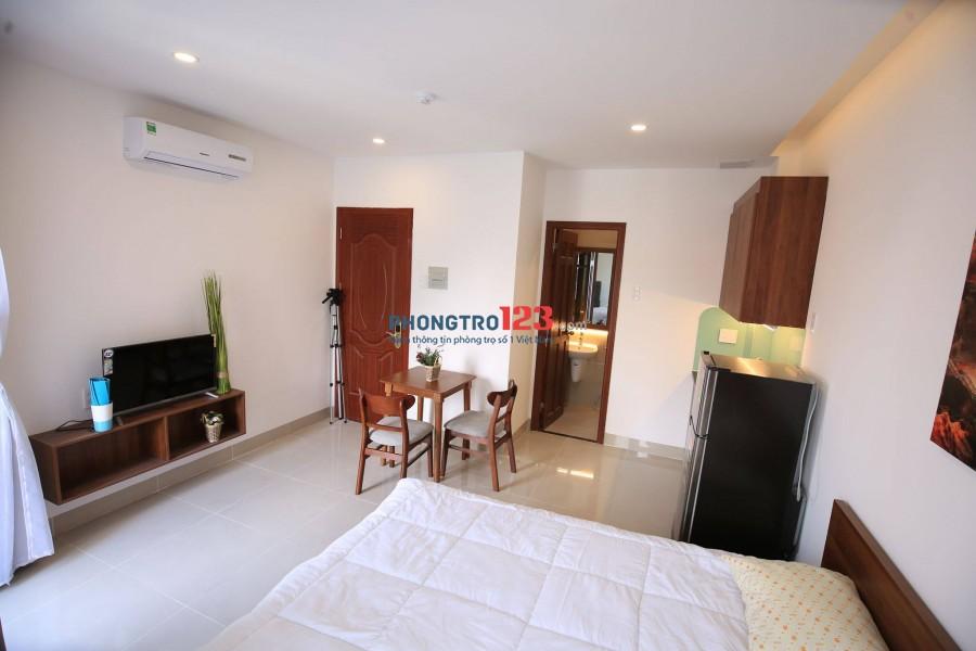 Cho thuê Căn hộ studio, Mini house full nội thất Nguyễn Kiệm-Phú Nhuận