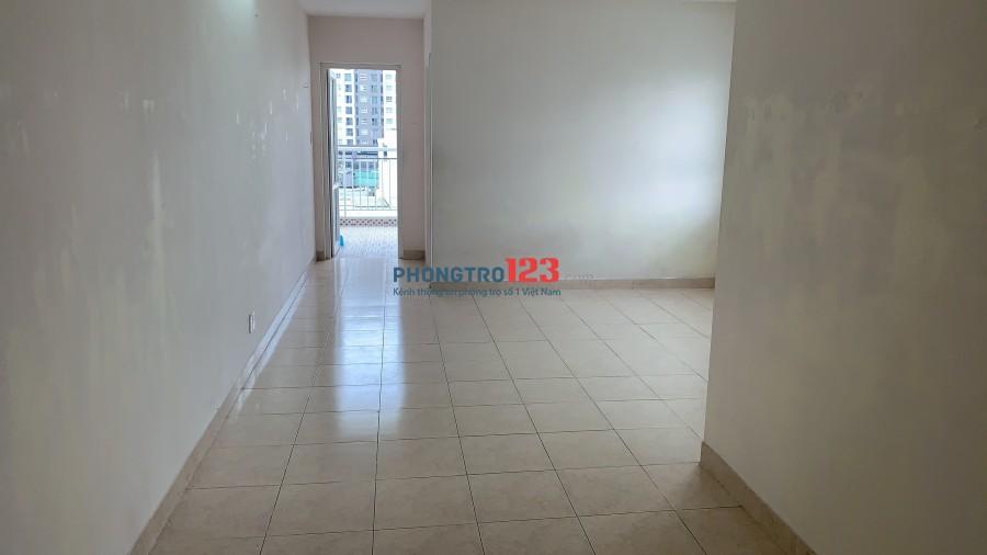 Cần cho thuê căn hộ 8X Đầm Sen, quận Tân Phú (đoạn ngã tư Tô Hiệu và Hoà Bình). 50m2-1pn.1wc