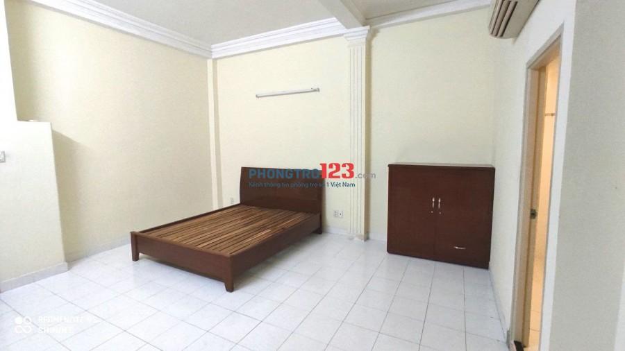 Phòng 30m2, gần sân bay tân sơn nhất, nội thất cơ bản