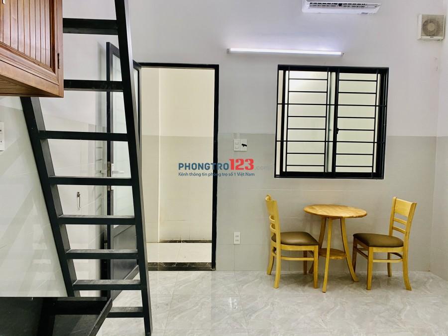 Cho thuê phòng trọ Gò Vấp nhà mới 100% ngay Nguyễn Thái Sơn