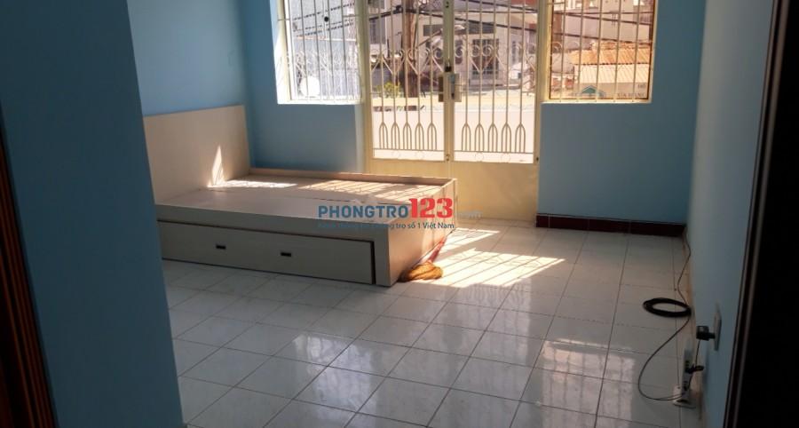 Phòng cho thuê giá rẻ HXH 539 Lũy Bán Bích Tân Phú