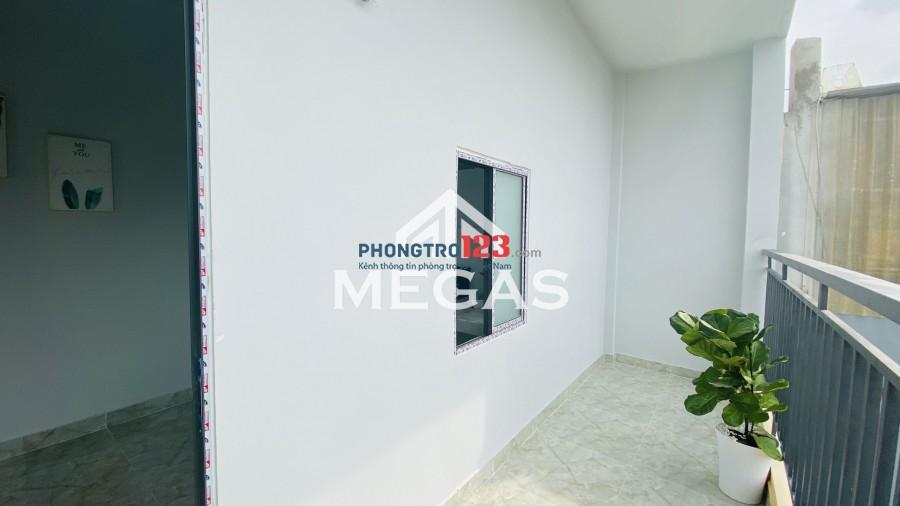 Phòng Cho Thuê Mới Khai Trương Đẹp Lung Linh Ngay Khuông Việt - Hòa Bình - Kênh Tân Hóa