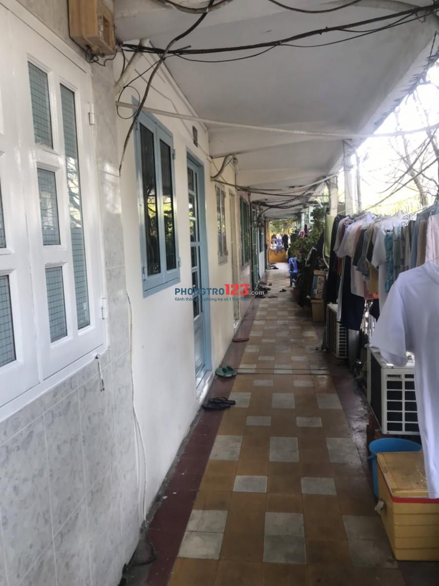 Chính chủ cho thuê căn hộ 35m2 CC Tôn Thất Thuyết đường Vĩnh Hội P4 Q4 giá 5,5tr/th